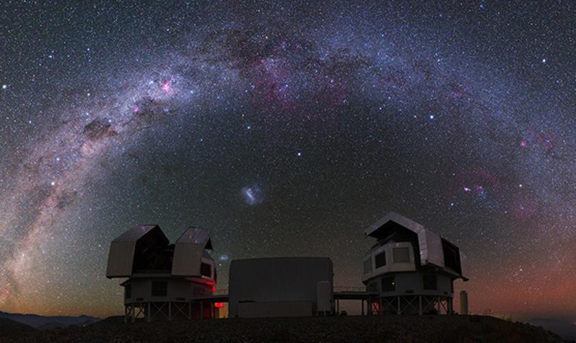 Conoce por qué el norte de Chile es uno de los mejores lugares del mundo  para descubrir la galaxia - VCM - VCM