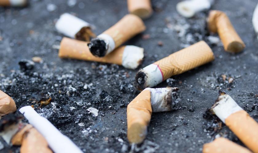 La iniciativa porteña que convierte colillas de cigarro en productos para el hogar - VCM - VCM